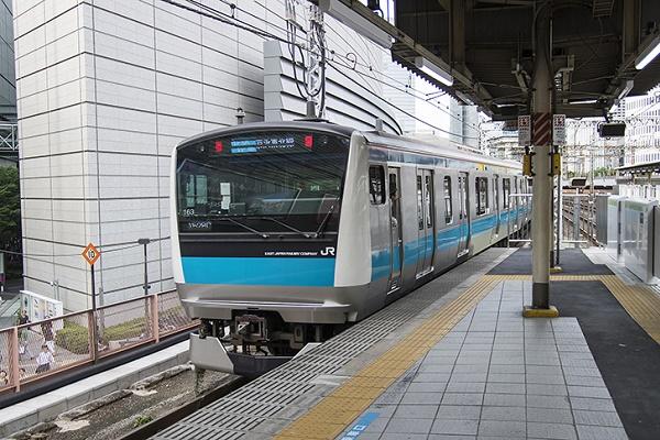 京浜東北線の快速運転時間、停車駅は?