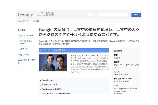 Googleの意外な社名の由来|キャリアエヌ(career.n)